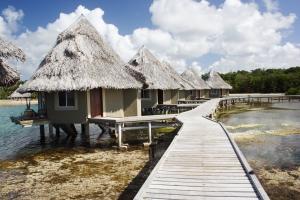 Coral Lodge in Panama