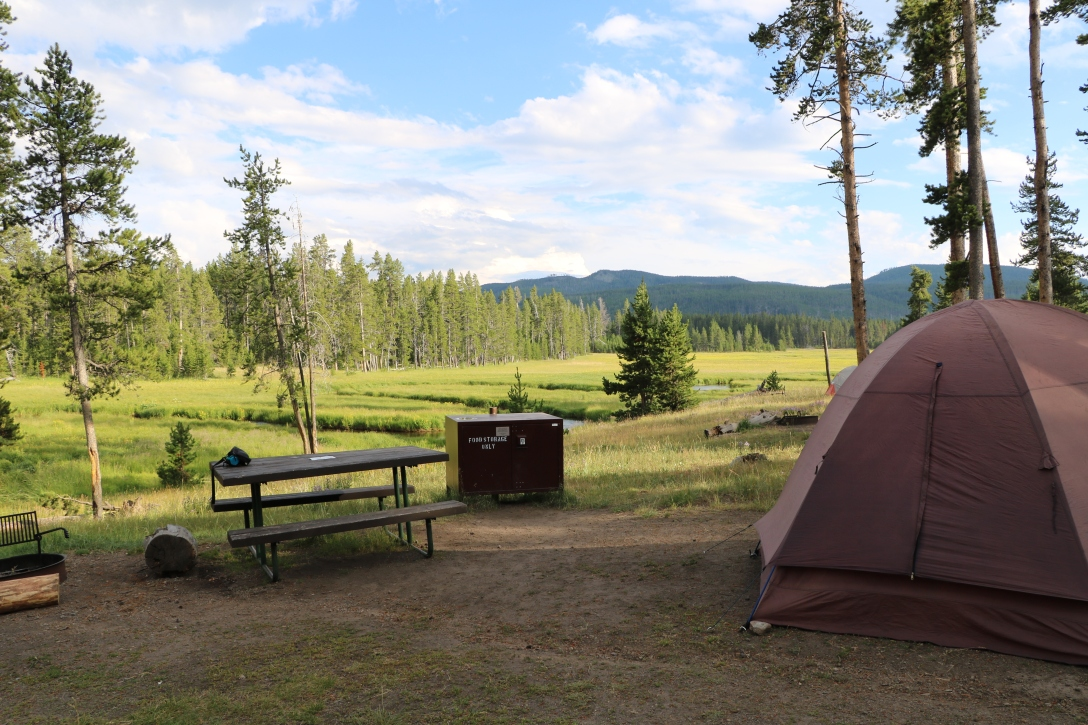 The Best Campgrounds Can't be Reserved