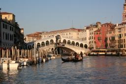 Masquerading in Venice